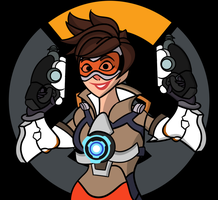 Tracer by swordinthesleeve