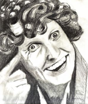 The Fourth Doctor by astropix