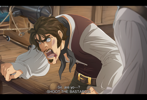.: Shoot the bastards! :. by PirateHearts