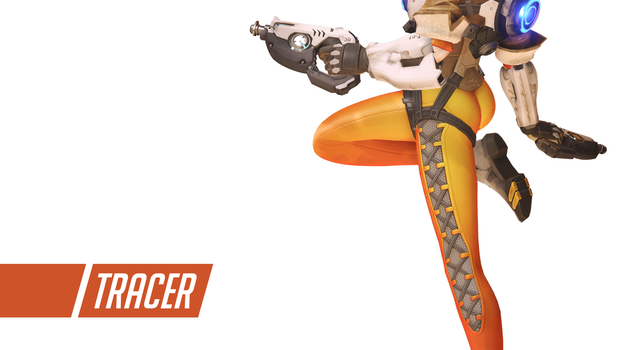 Overwatch | Over The Shoulder ['Shoe' close up] by PERPU1