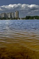 Sailboats by NikNikonov
