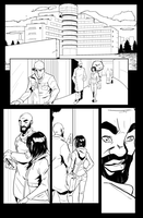 Tezla Issue 1 Page 4 by DRMoore
