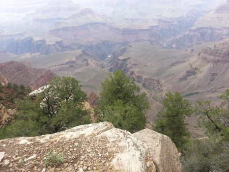 The Grand Canyon View 1 by jcpag2010