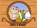 Lopoo and Donkey
