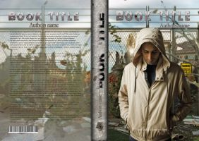 Cathleen Book Cover Challenge - Hooded Destruction by Quijuka