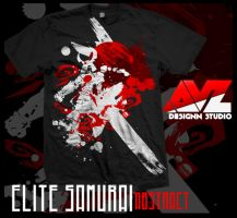Elite Samura tee by AVZoffcial