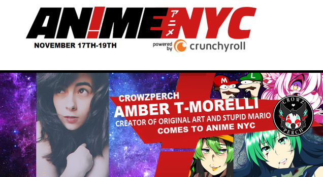 AnimeNYC by CrowzPerch