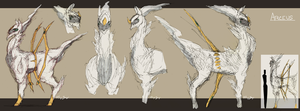 Arceus Reimagining Concepts by daft667