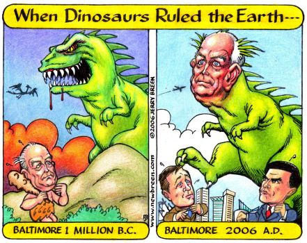 When Dinosaurs Ruled the Earth by newbreen