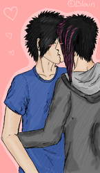 Pink AND Gay by Blainz