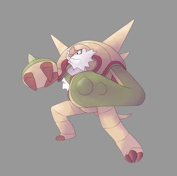 Chesnaught by Weyard