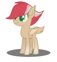 Willow Heart :NightShine Foal: by Silvia-The-Vixen