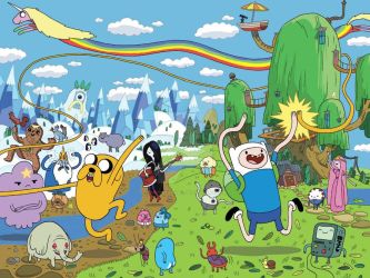 Adventuretimewallpaper explore adventuretimewallpaper on deviantart khuzang 212 17 adventure time wallpaper by saphirejewel thecheapjerseys Choice Image