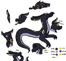 Cy, Moon Orient Ref by LunarCycles