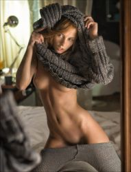 The art of undressing by photoport