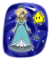 Princess of the cosmos by NY-Disney-fan1955