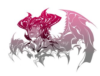 League of Legends - Aatrox by Paddy-F