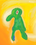 Bold And Brash but in ms paint by FROSKII