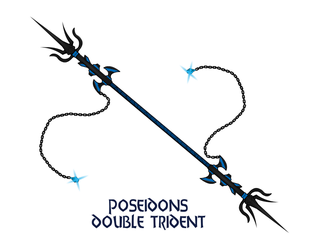 Poseidons Double Trident by Flash99GR