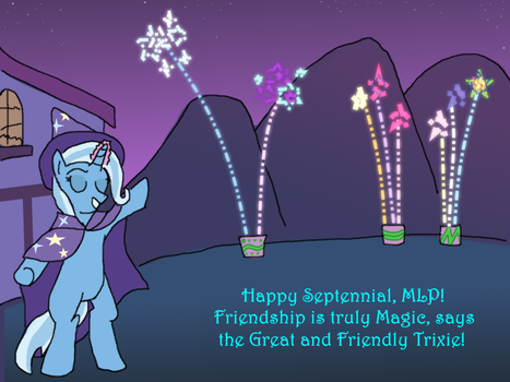 Trixie Fireworks by Lurks-no-More