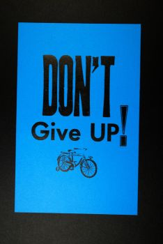 don't give up_blue by dragorien