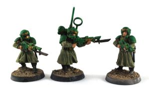 Imperial Guard Greatcoat Infantry 3 by GeneralCambronne
