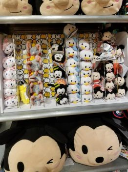 Tsum Tsum Polka Dots Collection by Mileymouse101