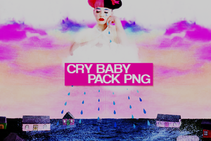 ||Cry Baby Pack Png|| by MonstersCats