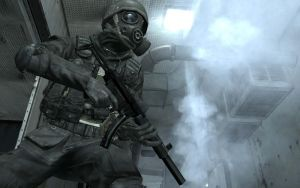 Call of duty 4 by republic190
