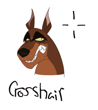 Crosshair by Witch-Doctais46