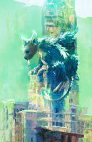 Last Guardian by shimamori