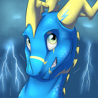 Icelectric (art trade) by Tomek1000