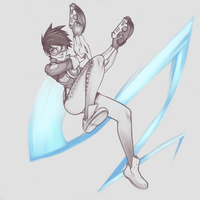 Tracer 4 by CrowyD