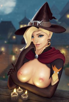 Witch Mercy by veralde