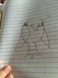 Beta Noctowl by Nitwitsworld