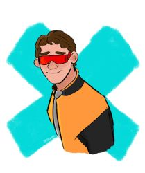 Scott Summers by Giorgia99
