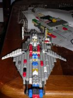 Terran Carrier Frigate Hull 13 by bubba145