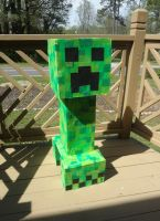 Paper Creeper by Koreena