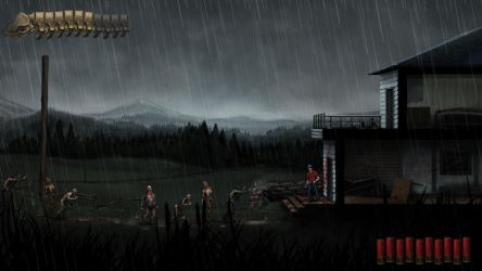 2D Zombie Game Mockup by NeoWorm