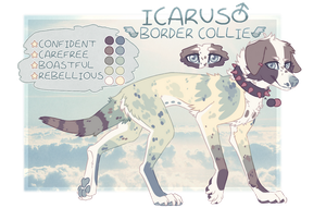 icarus ref by woIvves