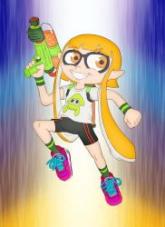 Splatoon by Fadri
