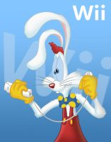 Roger vs Wii by Diogochewbacca