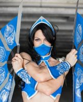 Kitana by Mikela-Frost