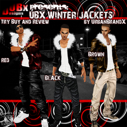 ubxwinter jacket ad 2 by TreStyles