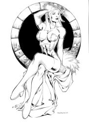 Emma Frost, The White Queen by ChristopherStevens