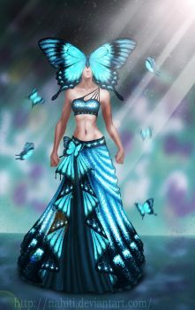 The Butterfly by nahiti