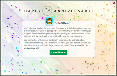 Anniversary by Sole9Real