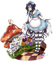 [CPS] My Name is Alice by DeathatSunrise