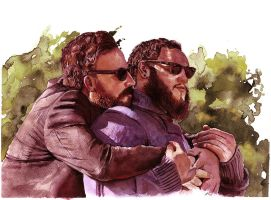 Marc and Raul by picasio