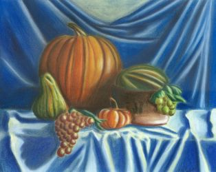Fall Harvest by teutelquessir